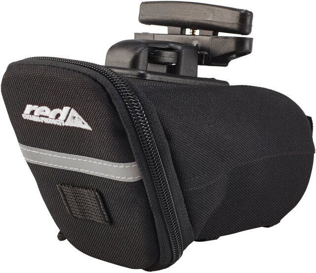 Red Cycling Products Saddle Bag One Cykeltaske, black